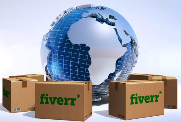 put your BRAND on Boxes encircling the Globe