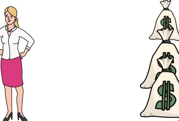 create   WHITEBOARD animation fast