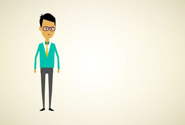 create this character explainer video