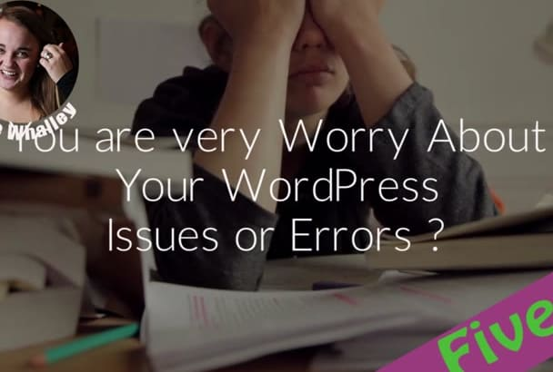 fix your WordPress CSS Issue Only For 5
