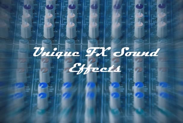 embed 5 pro sound effects into your audio content