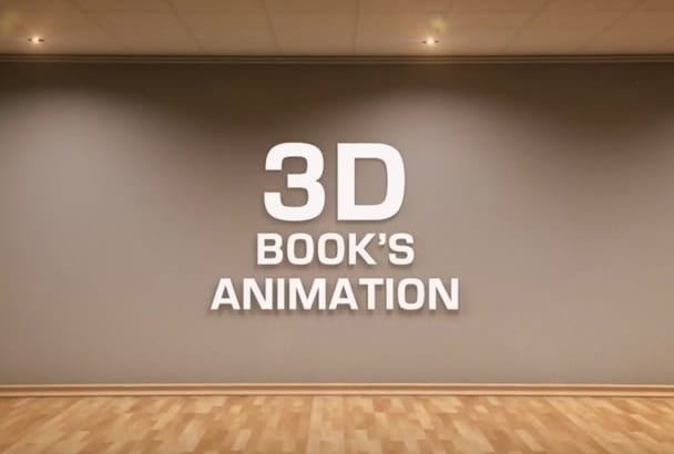 make this 3D Video for your eBook
