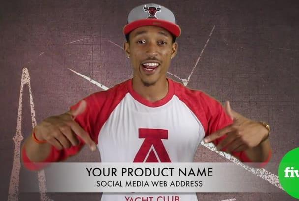 make an Urban Promotion Video