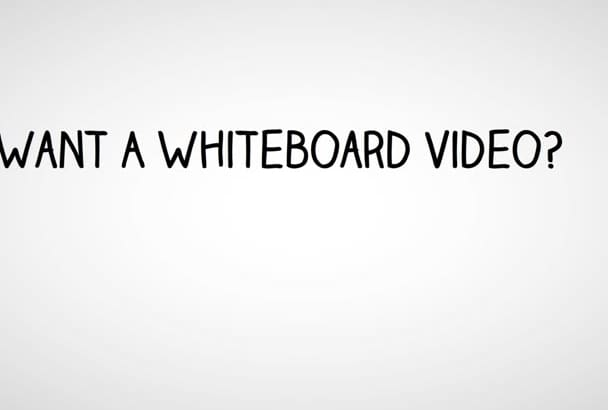 create a powerful whiteboard video