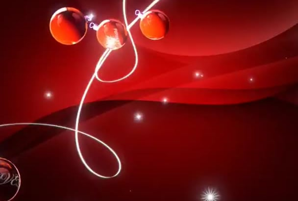 do this CHRISTMAS Style Video Card