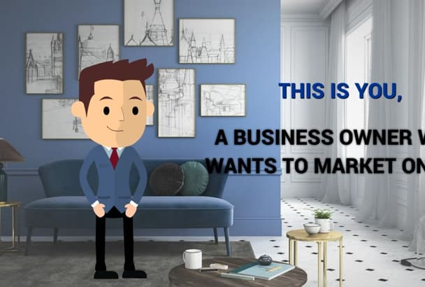 make a PROFESSIONAL Whiteboard Animation for your Business