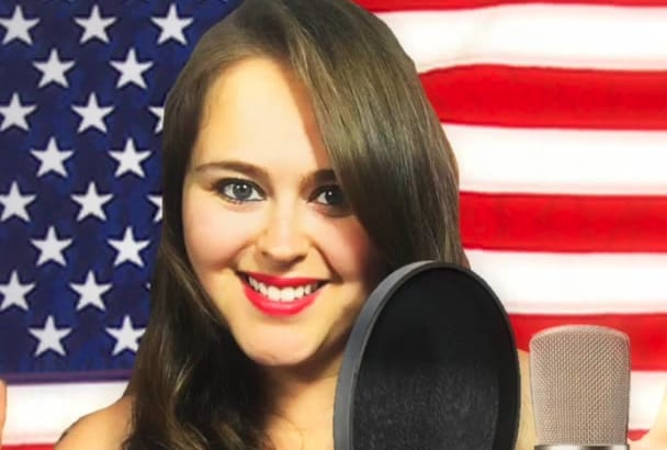 be Your American Girl Singer
