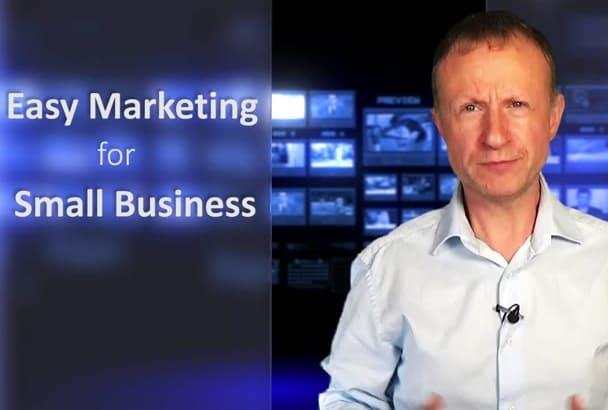 be your British video spokesman