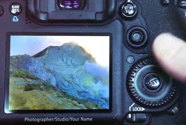 create this Photographer Promo Video Intro
