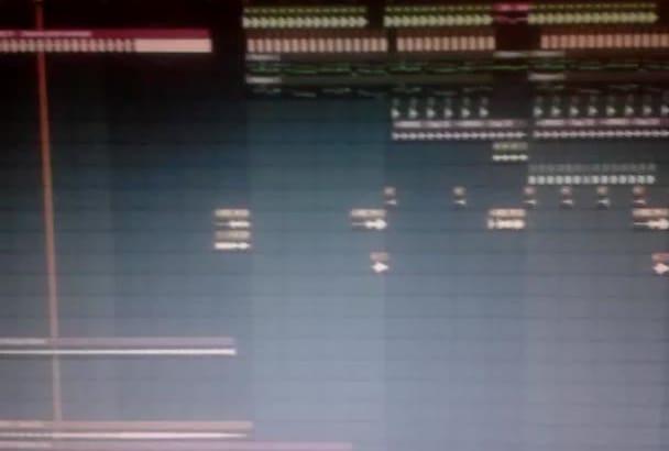 make you quality EDM track or remix