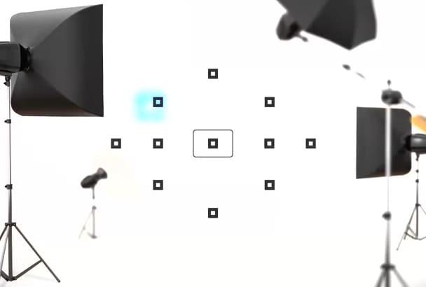 create Photography Studio Intro Video with Slideshow Option