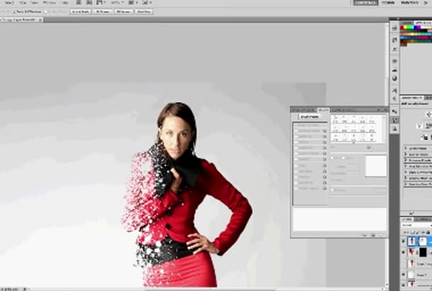 do PhotoShop Editing in a Marvelous way