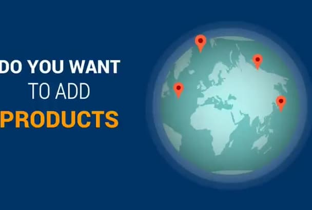 add products in magento, woocommerce, opencart store