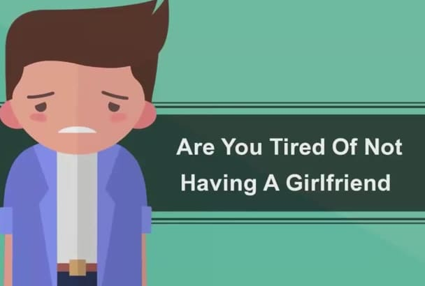 create this dating EXPLAINER video in hd