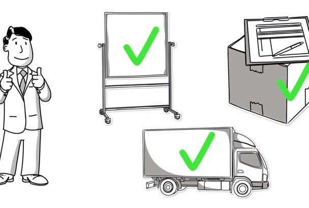 create a Whiteboard Sales Explainer Video
