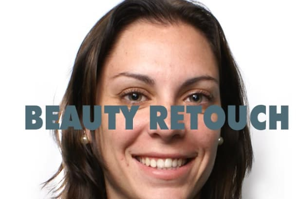 retouch and enhance your photo