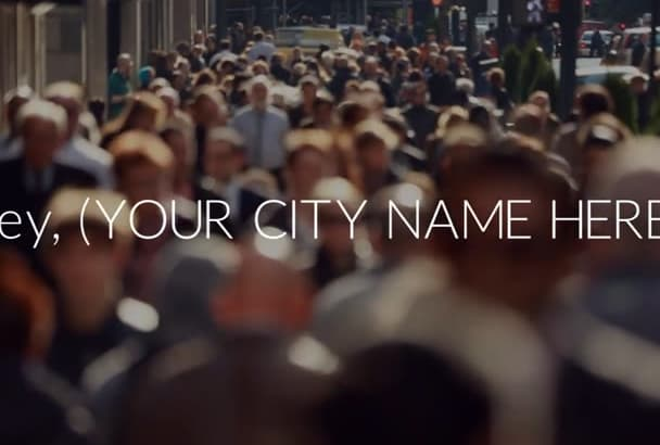 make your Christian church a promo video 2