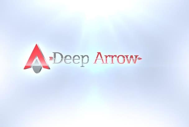 design Animated Logo Intro