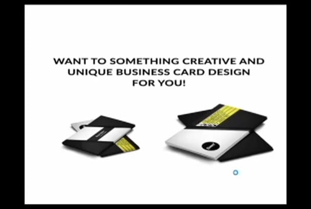 design business card for you