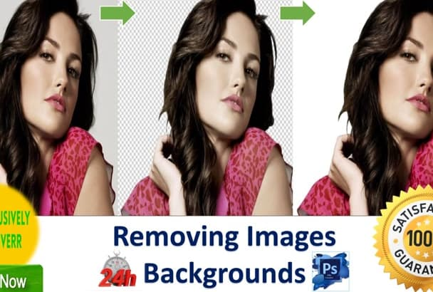 remove Backgrounds of Your Pics Professionally