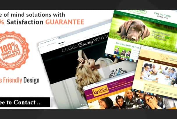 create amazing responsive websites