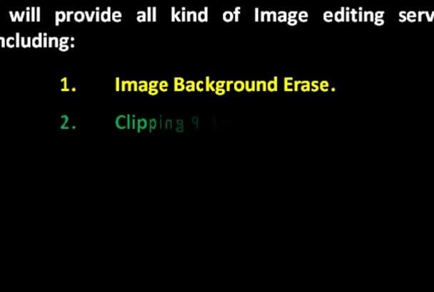 remove Background of Jewelery Image