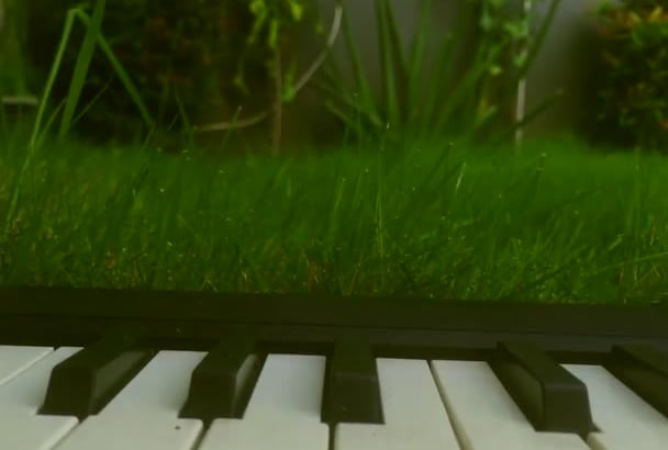 make CREATIVE Hand Made Custom visual music lyric video