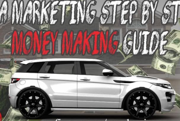 reveal my CPA marketing step by step money making system