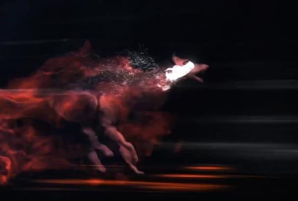 make Amazing Howling Wolf Intro HD