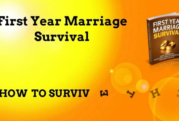 explain about First Year Marriage Survival
