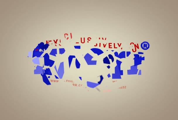 create Amazing Logo Animation Video Intro in HD