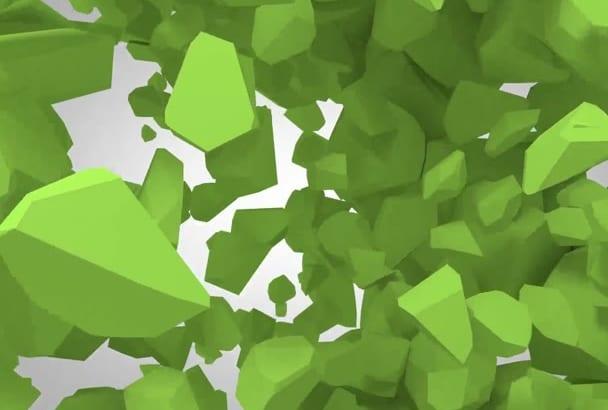 make BULLET a Unique 3D Logo Intro HDvideo