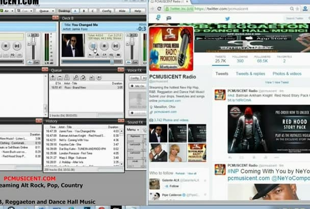 promote Your Business on Top 40 Radio and Social Media