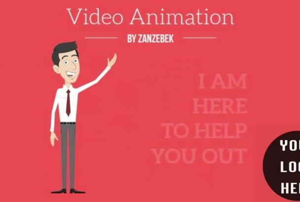 do animated video explainer for Instagram, FB, Youtube, etc