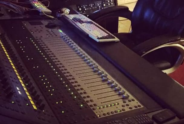 professionally Mix and Master your Song