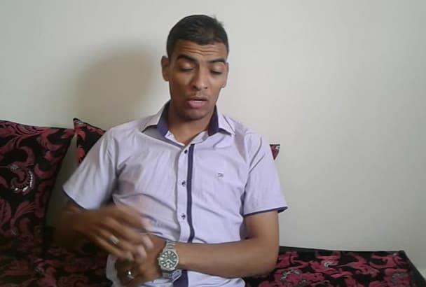 proofread 1500 words of Arabic language