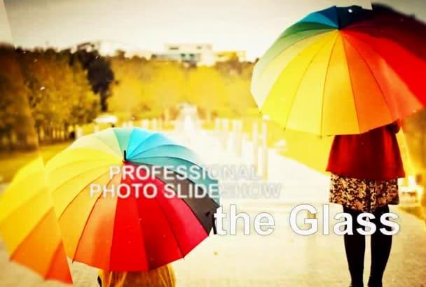 make a photo SLIDESHOW