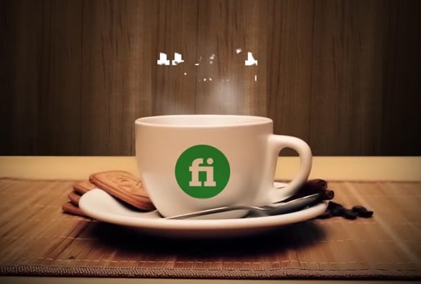 make Professional Coffee Bundle Logo Animation Video Intro in Full HD in 24 hrs