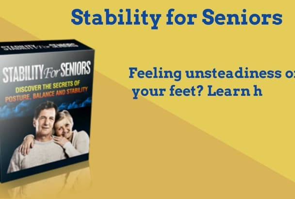 explain about Stability For Seniors