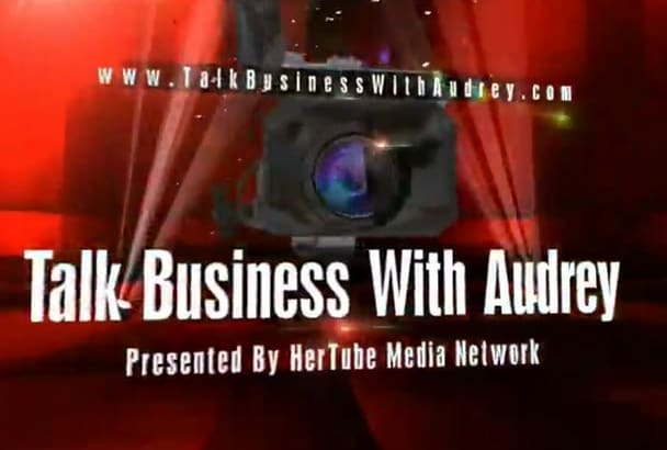 spotlight your business on Talk Business With Audrey