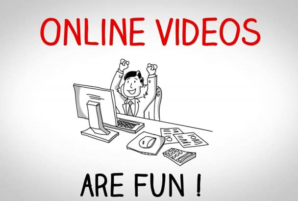 create an outstanding whiteboard animation video