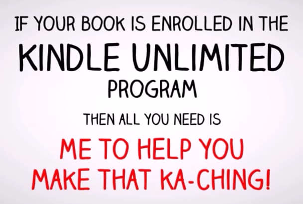 bulk read your Kindle Unlimited books