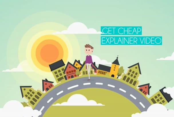 create explainer video for your Product and service