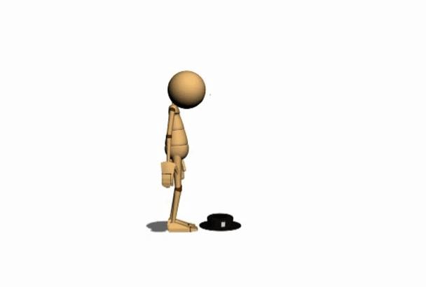 create a michael jackson ANIMATED video
