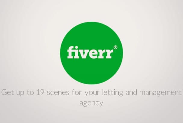 create a letting property management video