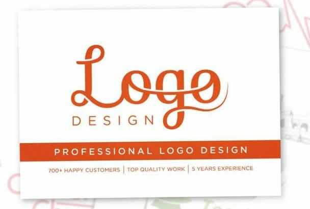 design 2 professional logo for you