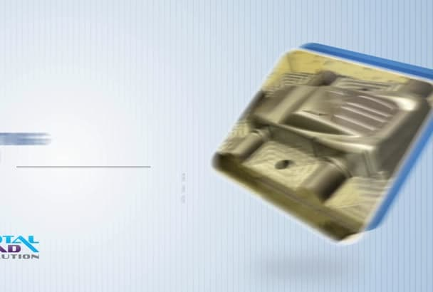 do 3D 2D design with manufacturability using Solidworks