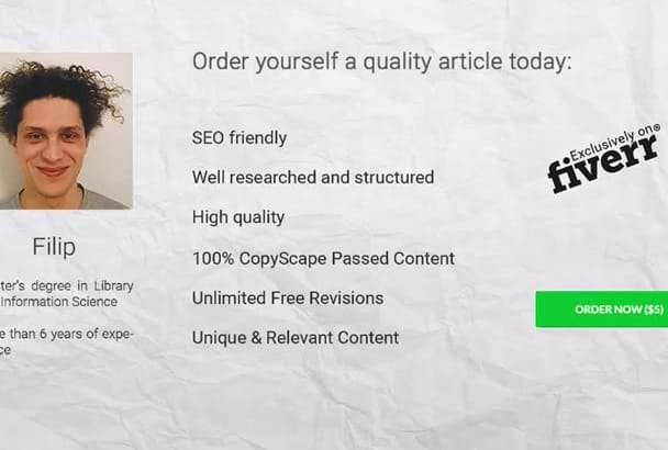 write an SEO article of 500 words