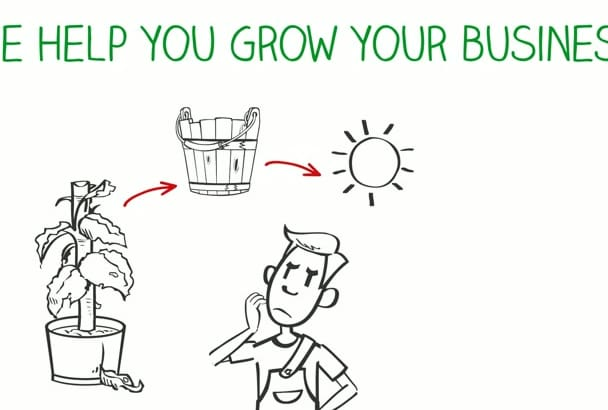 create an ENGAGING whiteboard animation