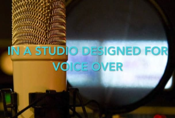 record a Youthful and Enthusiastic American Male Voice Over